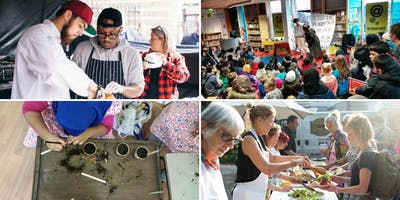 Our Tower Hamlets - Crowdfunding Workshop May 2019