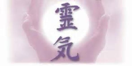 Reiki Level 2 Training and Certification Course tickets