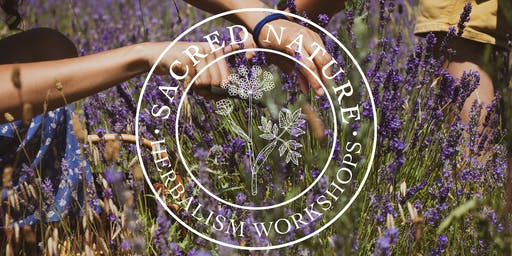 Sacred Nature: 4 Day Herbal Workshop in Provence, South of France. f