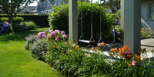 Town Garden Tour with Lindsay Curry of Mohr Gardening