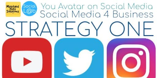 STRATEGY ONE - Your Avatar On Social Media
