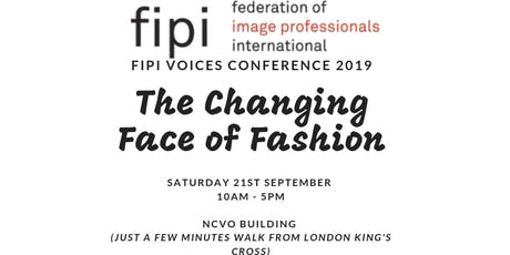 FIPI Voices Conference 2019 tickets
