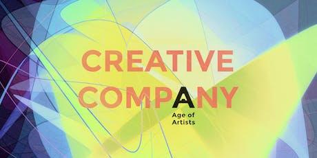 Salongespräch: Creative Company zu Gast im Studio M (Ulm) Tickets