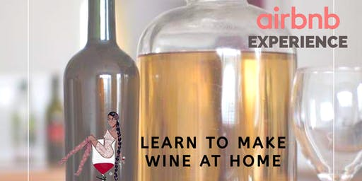 Learn to Make Wine at Home - $65