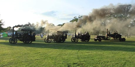 National Steam Rally, Stradbally tickets