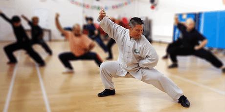 22/29 June: Chen Taiji Cannon Fist Workshops with Shifu Liu tickets