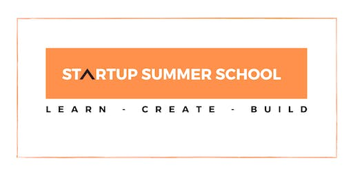 STARTUP SUMMER SCHOOL- PITCHING
