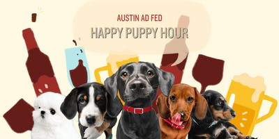Austin Ad Fed Happy Puppy Hour