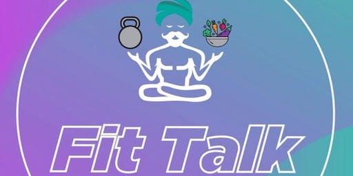 Fit Talk Animal Flow & Beginners BJJ Workshop
