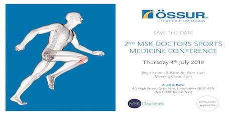 2nd MSK Doctors Sports Medicine Conference  tickets