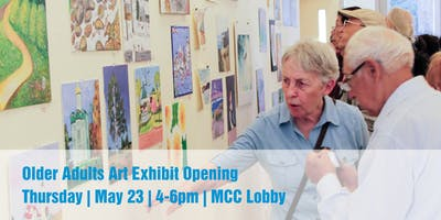 Educational Alliance Older Americans' Month Art Gallery Opening