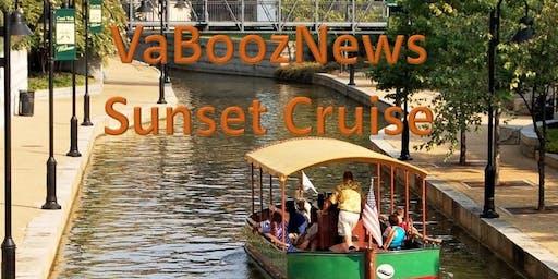 VaBoozNews Sunset Cruise with Belle Isle Moonshine