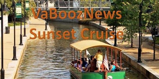 VaBoozNews Sunset Cruise with Three Crosses Distilling Co.
