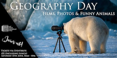 Geography Day: Films, Photos and Funny Animals