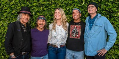 California Kind ft members of David Nelson Band, The Dead, Phil Lesh & more