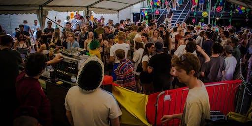 Carnival Garden Party w/ Mungo's Hifi