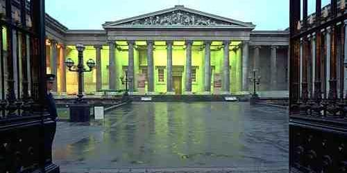Friday Night at the Museum - The Greek Conundrum