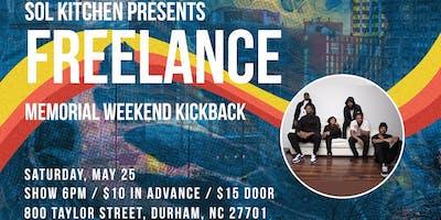 Sol Kitchen & Friends present FREELANCE LIVE