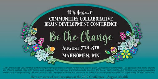 19th Annual Communities Collaborative Brain Development Conference