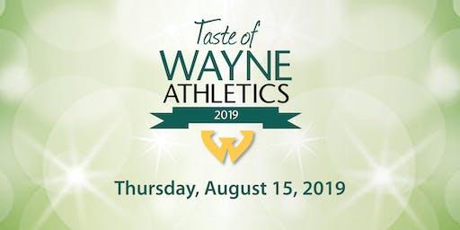 2019 TASTE OF WAYNE ATHLETICS
