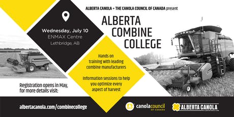 Alberta Combine College tickets
