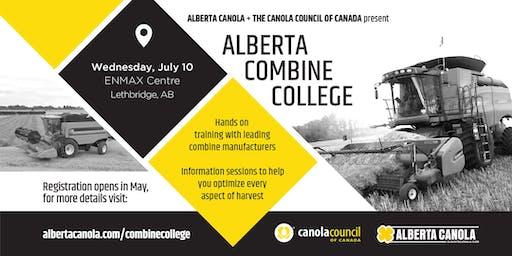 Alberta Combine College