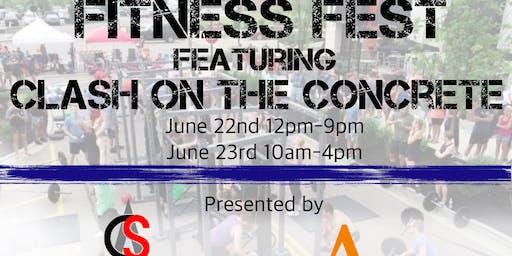 Fitness Fest Hero Workout