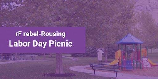 rebel-Rousing: Labor Day Picnic @ Blacklick Woods Metro Park
