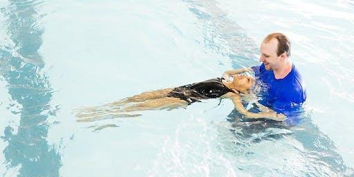 Youth Beginner Swim Lessons