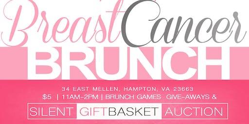 Breast Cancer Brunch: Silent Gift Basket Auction