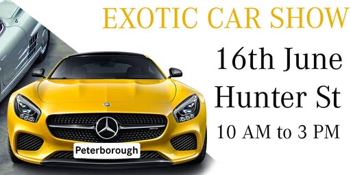 Car Show by Mercedes-Benz Peterborough   Father's Day