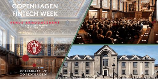 Copenhagen FinTech Week 2019 - Fintech Symposium