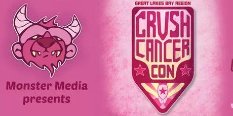 Great Lakes Bay Region Crush Cancer Con tickets