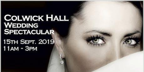 Colwick Hall Wedding Spectacular tickets