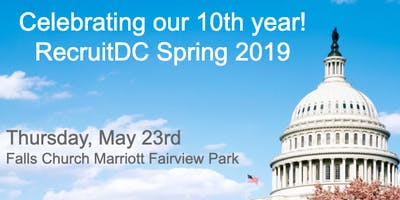 Spring 2019 recruitDC Conference