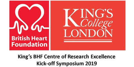 King's BHF Centre of Research Excellence - Kick-off Symposium  tickets