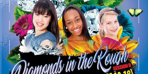 Diamonds in the Rough:Summer Camp for Girls