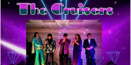 Rock Around the Jukebox with The Cruisers tickets