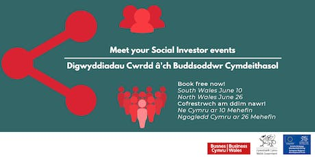 Meet Your Social Investor 2019 - North Wales tickets