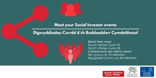 Meet Your Social Investor 2019 - North Wales