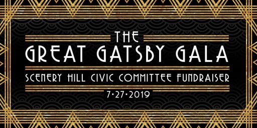 The Great Gatsby Gala - Scenery Hill Civic Committee Fundraiser