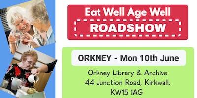 Eat Well Age Well Roadshow