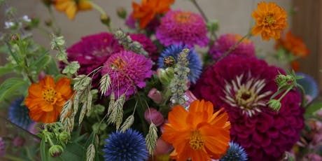 Sunday Morning Flower Therapy tickets