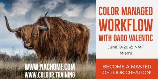 COLOR MANAGED WORKFLOW with MasterColorist Dado Valentic