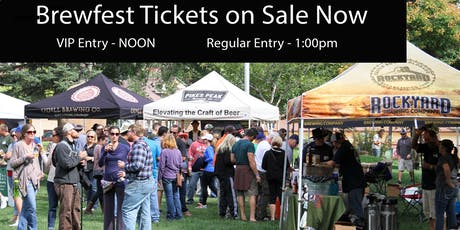 5th Annual Heritage Brew Festival tickets