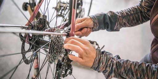 DIY Bike Maintenance June
