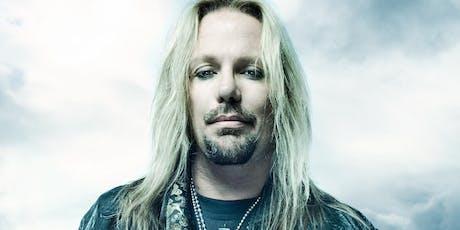 Vince Neil of Mötley Crüe tickets