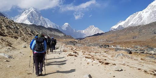 Himalayas Challenge Open Evening - Tuesday 23rd July 2019