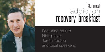 13th Annual London Addiction Recovery Breakfast
