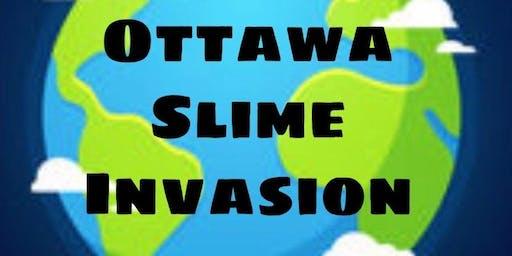 Ottawa Slime Invasion!